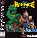 Rampage World Tour (PlayStation)