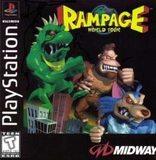 Rampage World Tour (PlayStation)