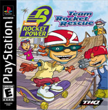 Rocket Power: Team Rocket Rescue (PlayStation)