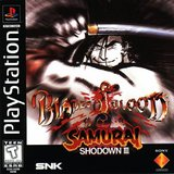 Samurai Shodown III: Blades of Blood (PlayStation)