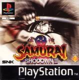 Samurai Shodown III (PlayStation)