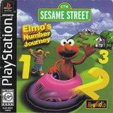 Sesame Street: Elmo's Number Journey (PlayStation)