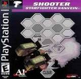 Shooter: Starfighter Sanvein (PlayStation)