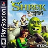 Shrek Treasure Hunt (PlayStation)