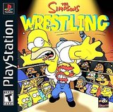 Simpsons Wrestling, The (PlayStation)