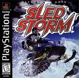 Sled Storm (PlayStation)