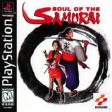 Soul of the Samurai (PlayStation)