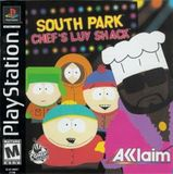 South Park: Chef's Luv Shack (PlayStation)