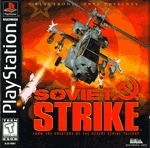 Soviet Strike (PlayStation)