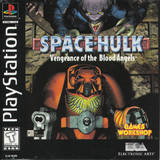 Space Hulk: Vengeance of the Blood Angels (PlayStation)
