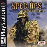Spec Ops: Airborne Commando (PlayStation)