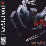Spider: The Video Game (PlayStation)
