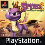 Spyro 2: Gateway to Glimmer (PlayStation)