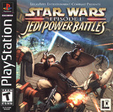 Star Wars Episode I: Jedi Power Battles (PlayStation)