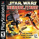 Star Wars: Demolition (PlayStation)