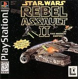 Star Wars: Rebel Assault II: The Hidden Empire (PlayStation)