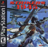 Strikers 1945 -- USA Version (PlayStation)