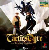 Tactics Ogre: Let Us Cling Together (PlayStation)