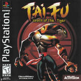 Tai Fu: Wrath of the Tiger (PlayStation)