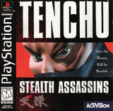 Tenchu: Stealth Assassins (PlayStation)