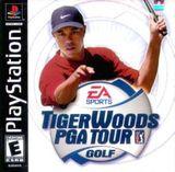 Tiger Woods PGA Tour Golf (PlayStation)