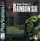 Tom Clancy's Rainbow Six (PlayStation)