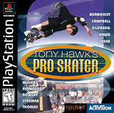 Tony Hawk's Pro Skater (PlayStation)