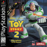 Toy Story 2: Buzz Lightyear to the Rescue! (PlayStation)