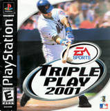 Triple Play 2001 (PlayStation)