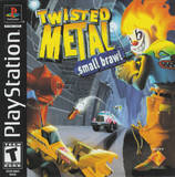 Twisted Metal: Small Brawl (PlayStation)