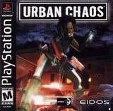 Urban Chaos (PlayStation)