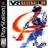 VR Baseball 99 (PlayStation)