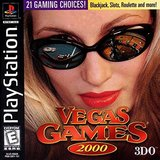 Vegas Games 2000 (PlayStation)