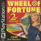 Wheel of Fortune -- 2nd Edition (PlayStation)