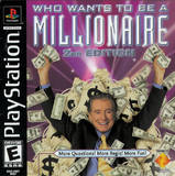 Who Wants to Be a Millionaire? -- Second Edition (PlayStation)