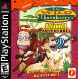 Wild Thornberrys: Animal Adventure, The (PlayStation)