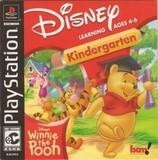 Winnie the Pooh Kindergarten (PlayStation)