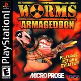 Worms Armageddon (PlayStation)