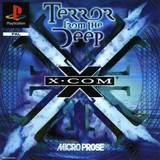 X-COM: Terror from the Deep (PlayStation)