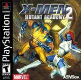 X-Men: Mutant Academy 2 (PlayStation)