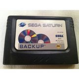 Backup RAM Cartridge -- Sega brand (Saturn)