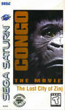Congo the Movie: The Lost City of Zinj (Saturn)