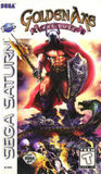 Golden Axe: The Duel (Saturn)