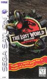 Lost World: Jurassic Park, The (Saturn)