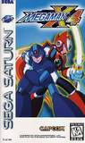 Mega Man X4 (Saturn)