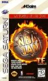 NBA Jam: Tournament Edition (Saturn)