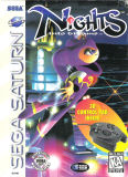 NiGHTS Into Dreams w/ 3D Control Pad (Saturn)