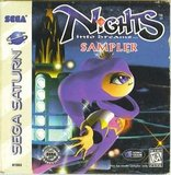 NiGHTS Into Dreams... -- Sampler (Saturn)