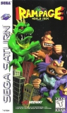 Rampage World Tour (Saturn)