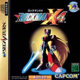Rockman X4 (Saturn)